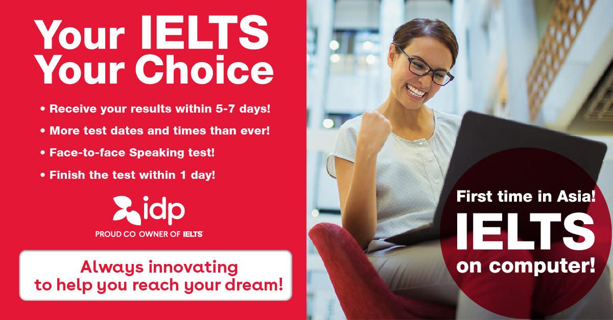 Computer Delivered IELTS Test